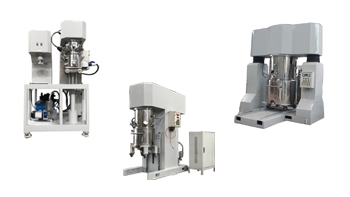 What is double planetary mixer?