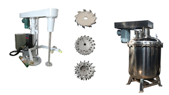 What is the disperser?