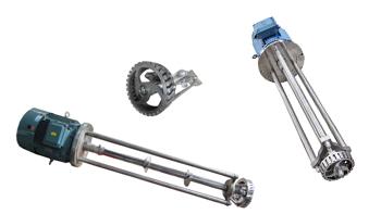What is an emulsifying mixer machine?