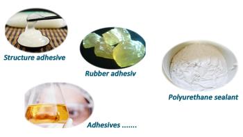 YINYAN's high viscosity dual planetary mixer serving for adhesives production