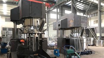 YINYAN- manufacturer of high-viscosity slurry planetary mixer