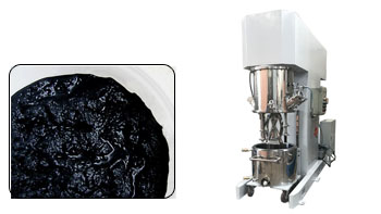 Introduction of graphene and high viscous double planetary mixer(1)