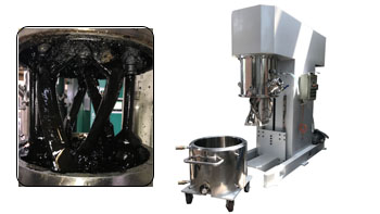 Introduction of graphene and high viscosity planetary mixer (2)