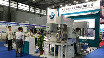 Delegation from North Korean visit Wuxi YINYAN factory