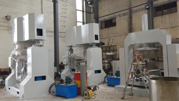 YINYAN can offer glass adhesive mixer