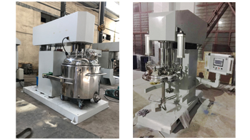 UV adhesive mixer machine from Wuxi YINYAN manufacturer