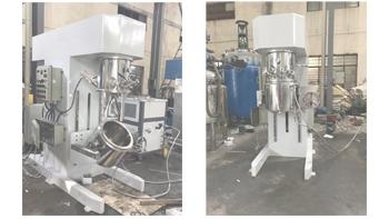 YINYAN high viscous mixer double planetary mixer