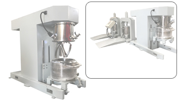 YINYANN claw type double planetary mixer machine, using in high viscous industry