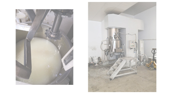 Applications in conductive materials making of YINYAN vacuum double planetary mixer machine