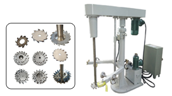 Customized paint / coating mixing machine