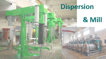YINYAN paint mixer high speed dispersion mixing machine