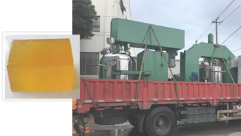 Wuxi YINYAN: How do hot-melt glue and glue dual shaft mixer develop in the future?