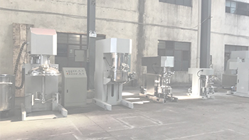 Successful delivery of YINYAN multi-functional mixer