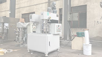 YINYAN dual planetary mixer machine for high viscosity adhesive making
