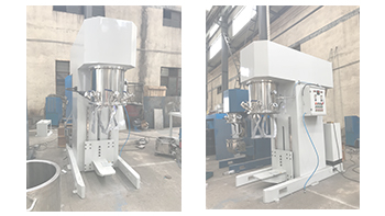 YINYAN multi-functional dual planetary mixer—glass adhesive mixing equipment
