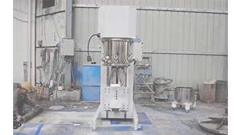 YINYAN multi-functional frame type dual planetary mixer-MS adhesive mixing equipment