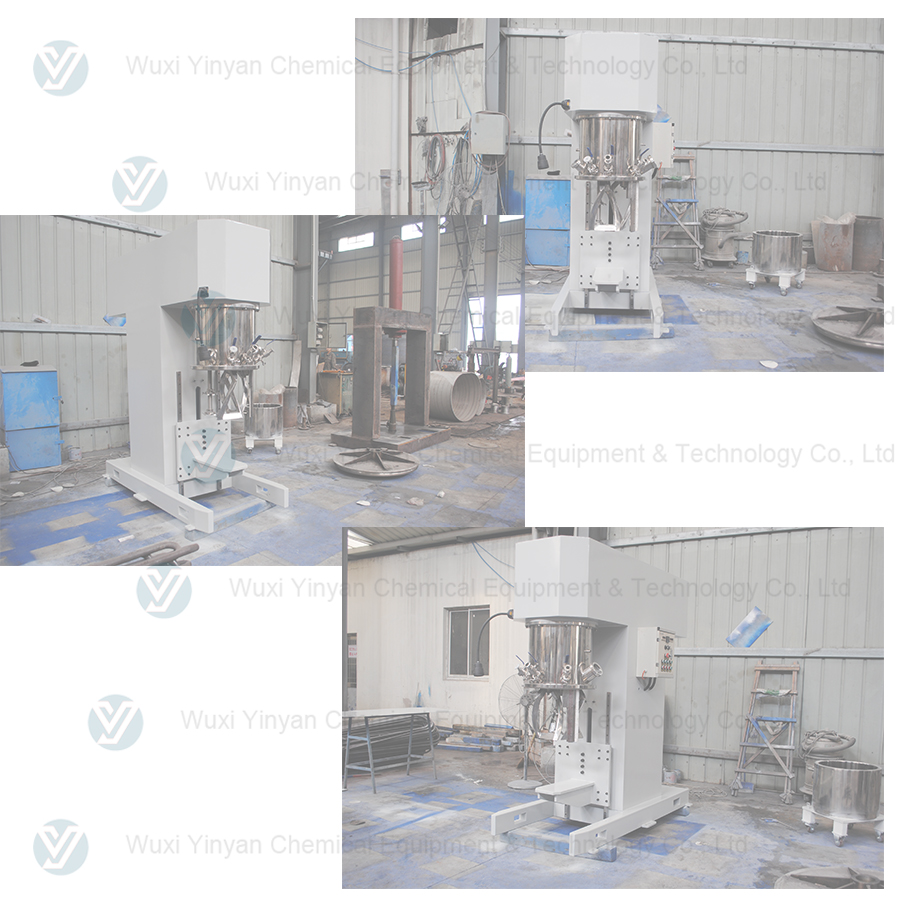 MS adhesive mixing equipment