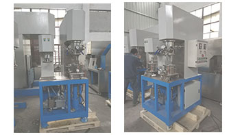 How to choose high viscous glue making dual planetary mixer—YINYAN vertical dual planetary mixer