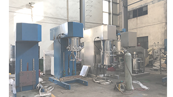 Responding to environmental policies, implementing safe production, YINYAN-manufacturer of planetary disperser mixer