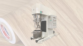 Adhesive, glue, super glue, rubber silicone sealant planetary mixing machine dispersing power mixer