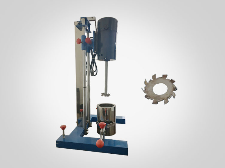 Lab scale high-speed disperser