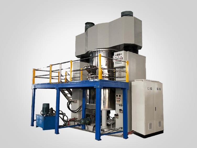 3000L glue double planetary mixer machine