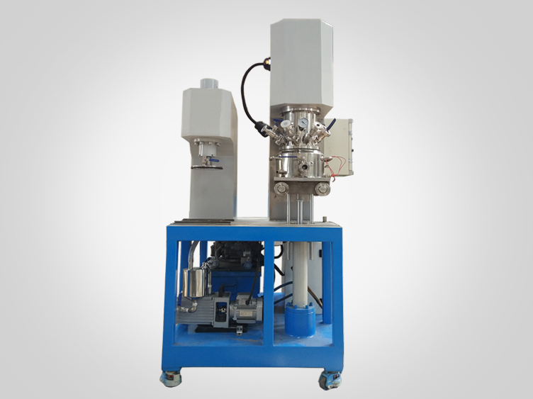 2L Laboratory double planetary mixer machine