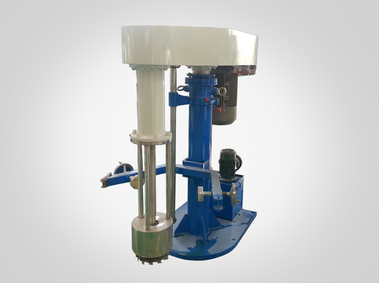 Industrial basket mill machine