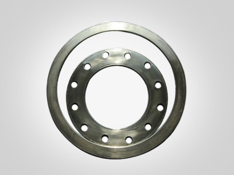 Metal cladding gasket