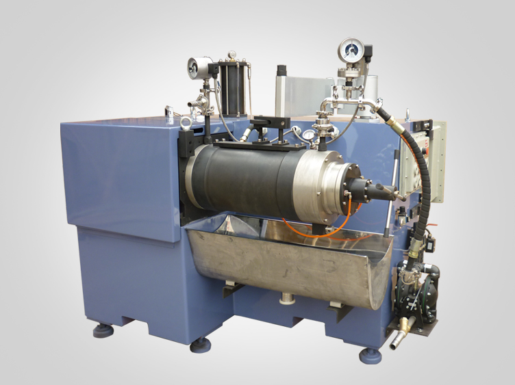 Pin type horizontal sand mill grinding machine