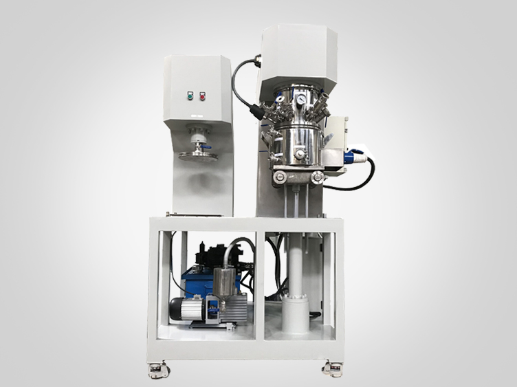 5L solder paste double planetary mixer machine