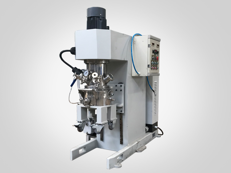 2L double planetary mixer