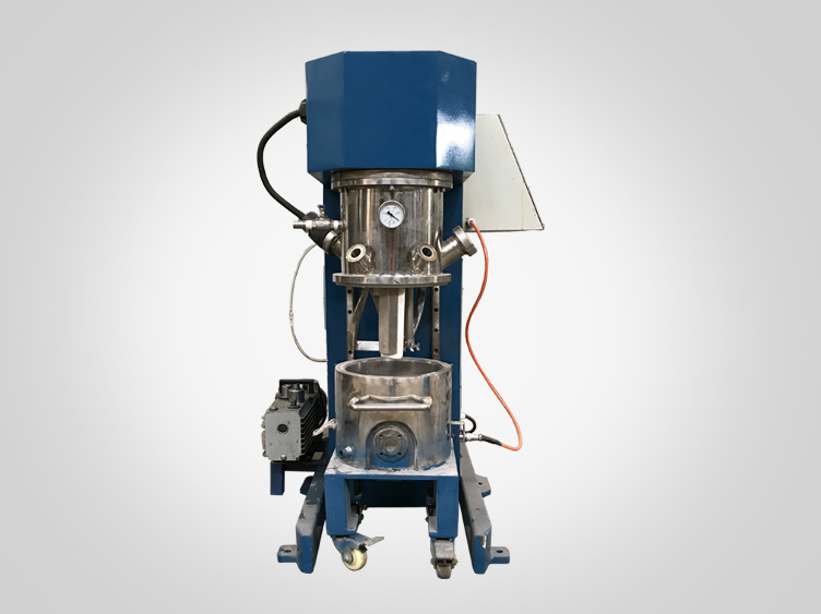 5L lab scale double planetary mixer for silicone sealant