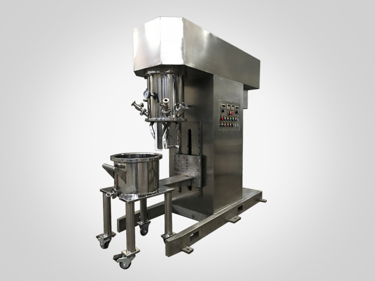 Stainless steel 10L double planetary mixer