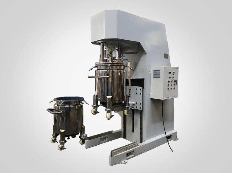 100L adhesive vacuum mixing equipment
